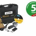 Dymo Rhino 5200 v kufříkové sadě se zárukou 5 let!