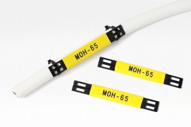 Značení zapojených vodičů pomocí profilu MOH-65