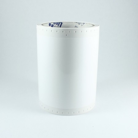 Polyesterová páska CPMSP01 bílá