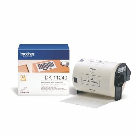 Papírové štítky Brother DK11240, 102x51 mm, 600 ks