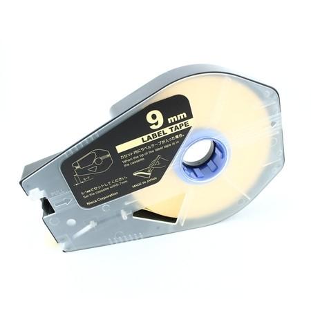 Štítková páska LT-09Z žlutá, 9 mm x 30 m
