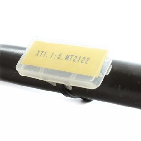 Pouzdro MPL-1, délka 30 mm, šířka 9 mm, 100 ks