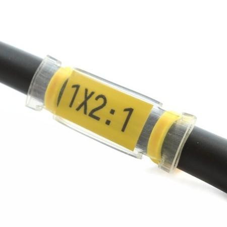 Pouzdro PM-10033, délka 33 mm, šířka 6 mm, 100 ks