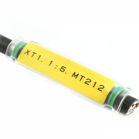 Pouzdro PM-24066, délka 66 mm, šířka 12,5 mm, 50 ks