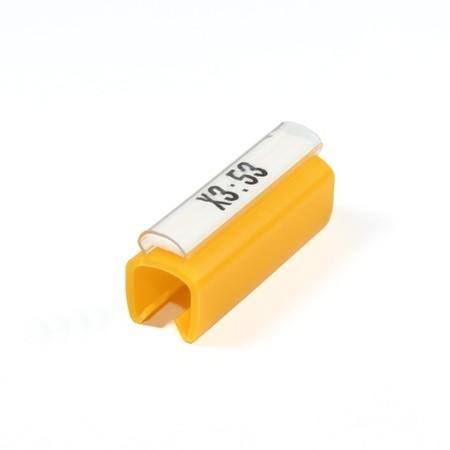 Pouzdro PTC-20021, průměr 3,0-4,0 mm, délka 21 mm, 200 ks