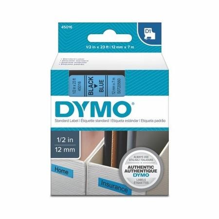 Páska Dymo S0720560 modrá/černý tisk, 12 mm