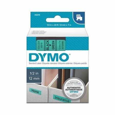 Páska Dymo S0720590 zelená/černý tisk, 12 mm