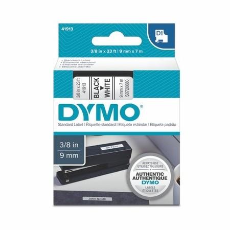 Páska Dymo S0720680 bílá/černý tisk, 9 mm