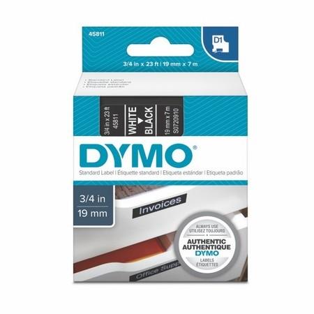 Páska Dymo S0720910 černá/bílý tisk, 19 mm