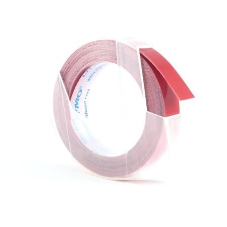 Páska Dymo S0898150 červená, 9 mm x 3 m