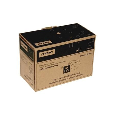 Papírové štítky Dymo S0947410, 89x28 mm, vysokokapacitní, 2x1050 ks