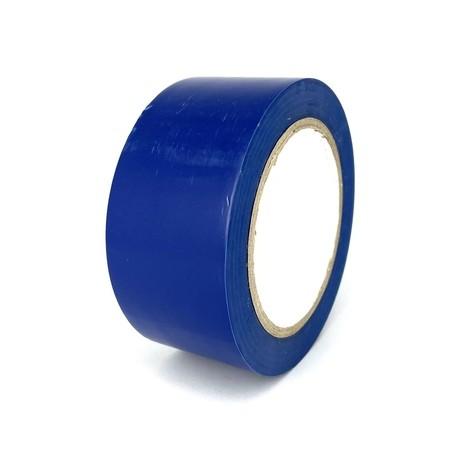 Podlahová páska TMF03 modrá 50 mm, délka 30 m