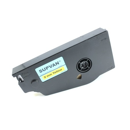 Štítková páska TP-L09EY žlutá, 9 mm x 16 m