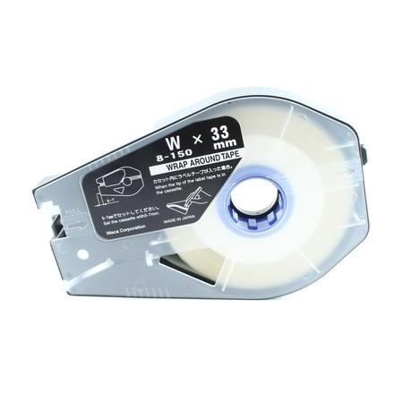 Obmotávací páska WAT-10 bílá, délka 8 m