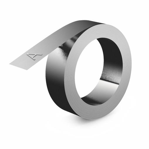 Ocelová páska Dymo 32500 bez lepidla, 12 mm x 6,40 m