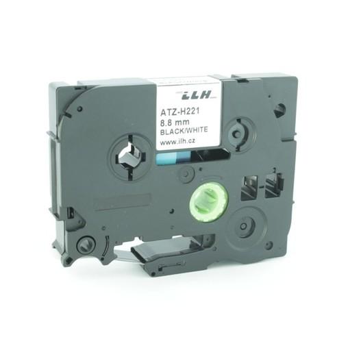 Bužírka ATZ-H221 bílá, 9 mm