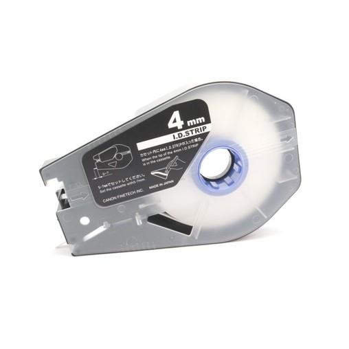 Plastový identifikační pásek ID-04, šířka 4 mm